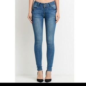 "C""EST TOI Jeans - Push up Jean 😘best seller💙Uplifting skinny jeans"